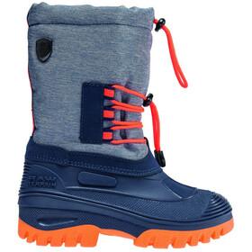 CMP Campagnolo Ahto WP Snow Boots Kids Denim Melange